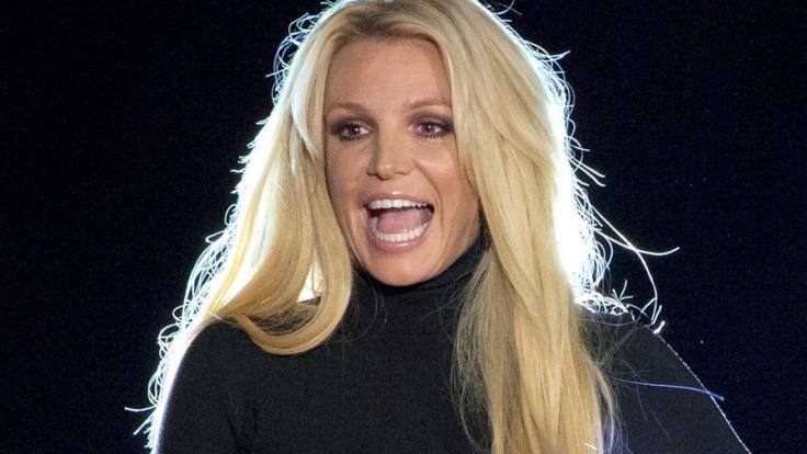 Britney Spears hat sich von Instagram verabschiedet. (Foto)