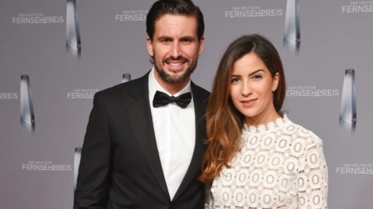 GZSZ-Star Chryssanthi Kavazi und ihr Verlobter Tom Beck werden heiraten.
