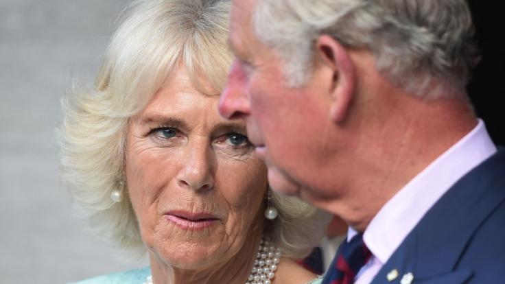 Camilla Parker-Bowles hat seit der Hochzeit mit Prinz Charles vor 13 Jahren einen deutlich volleren Terminkalender.