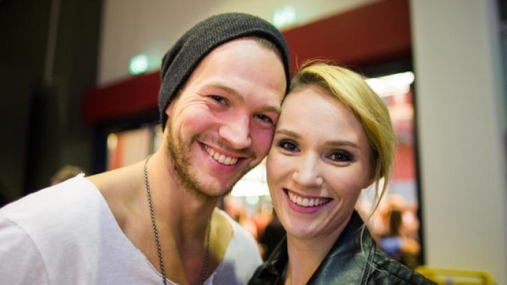 Ein Bild aus vergangenen Tagen: Bachelorette Anna Hofbauer und Freund Marvin gehen getrennte Wege. (Foto)
