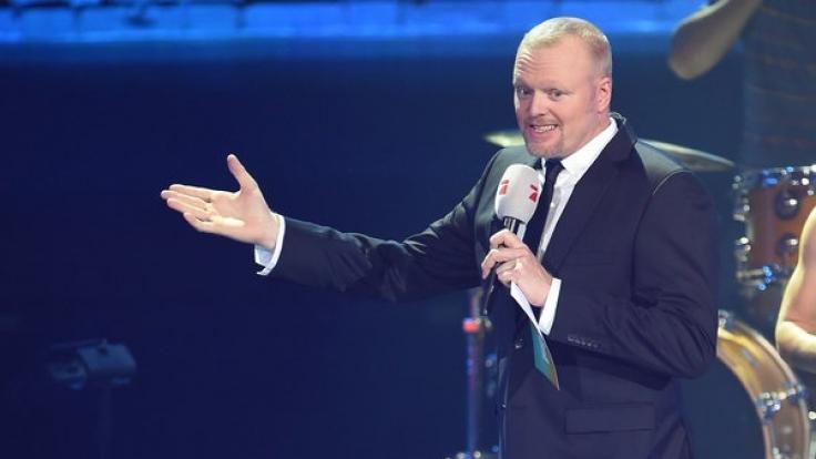 Stefan Raab ist nicht nur Entertainer, sondern auch erfolgreicher Produzent, Songwriter und Sänger. (Foto)