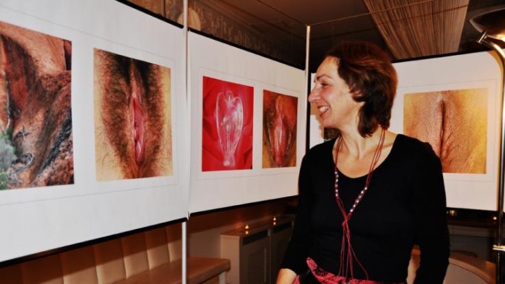 Grit Scholz will die Schönheit der Yonis zeigen. (Foto)