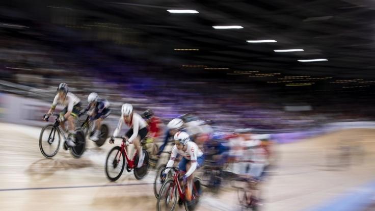 Radsport: Bahn-Europameisterschaften bei Eurosport 1 (Foto)