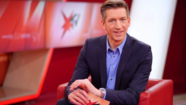stern TV bei RTL (Foto)