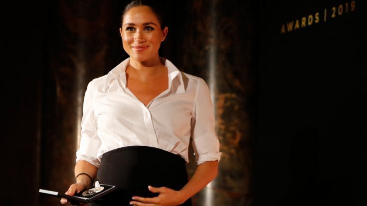 Erwartet Meghan Markle ihr zweites Baby mit Prinz Harry?