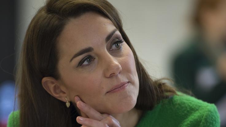 Grübelt Kate Middleton bereits über ihr viertes Baby nach? (Foto)