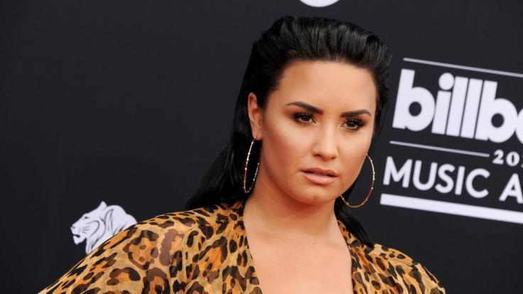 Demi Lovato enthüllte in einem Podcast: Sie denkt darüber nach, Kinder zu adoptieren. (Foto)