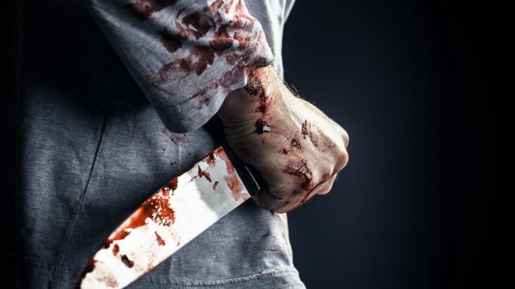 Der gelernte Fleischer stach seinen Freund mit einem Messer ab. (Foto)