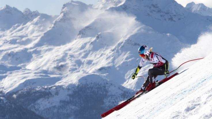 Im Ski-alpin-Weltcup 2019/20 der Damen steht am 17. Dezember 2019 der Riesenslalom in Courchevel in Frankreich auf dem Programm.