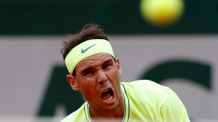 Rafael Nadal gewinnt die French Open 2019.