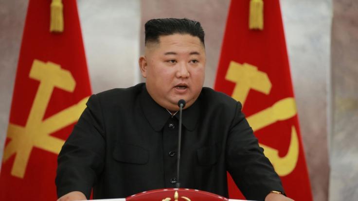 Bereitet Nordkorea einen Militärschlag auf Südkorea vor? (Foto)