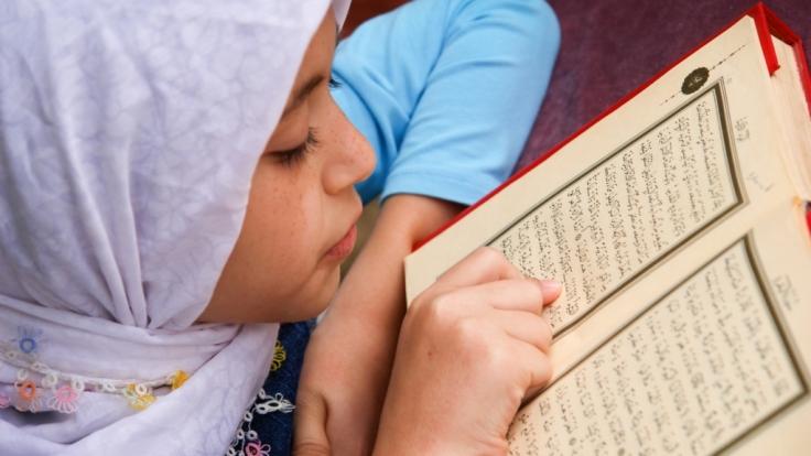 Die Muslime der Welt feiern heute das islamische Opferfest Eid al-Adha. (Foto)