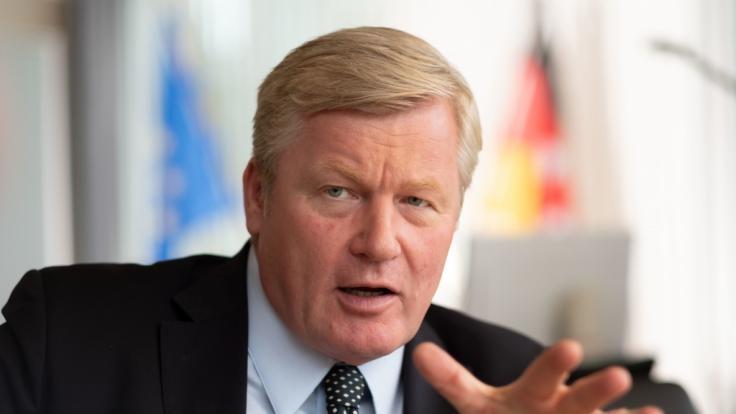 Bernd Althusmann, Landesvorsitzender der CDU Niedersachsen. (Foto)
