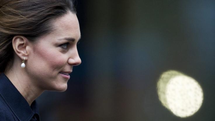 Herzogin Kate am 20. November 2013 in London.