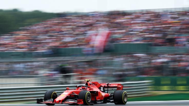 Kann Sebastian Vettel beim Großen Preis der Toskana seinen Abstand aufholen?