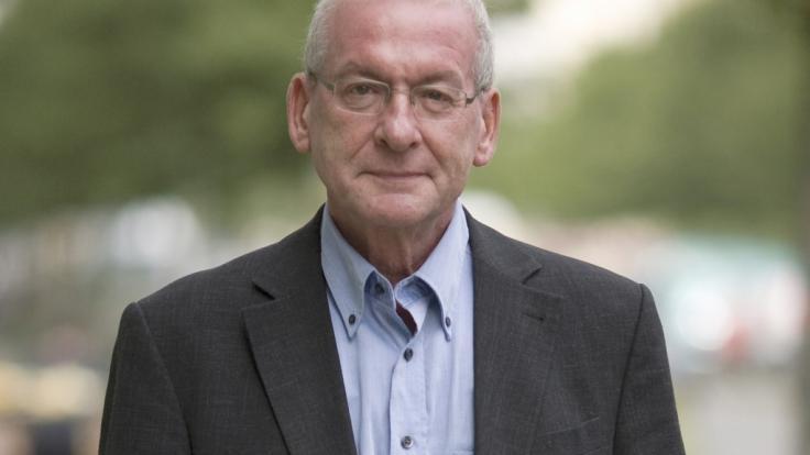 Peter Zwegat ist als Schuldnerberater aus dem Fernsehen bekannt. (Foto)