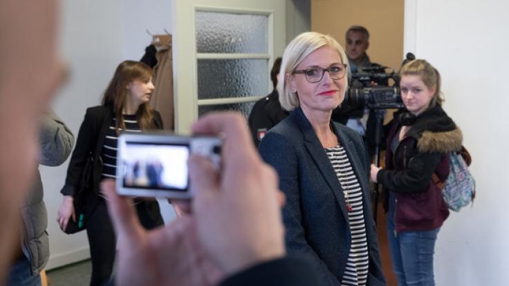 Tanja May, stellvertretende Chefredakteurin der Zeitschrift