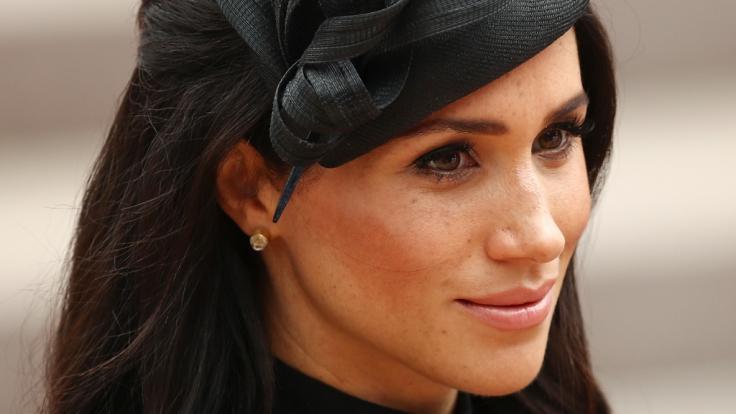 Herzogin Meghan wird Weihnachten ohne ihre Mutter feiern.
