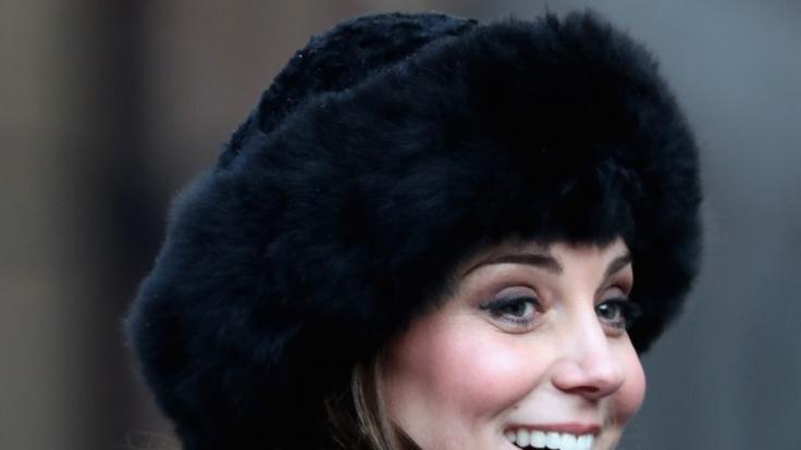 Nicht überall kennt man Kate Middleton als Herzogin Kate. (Foto)