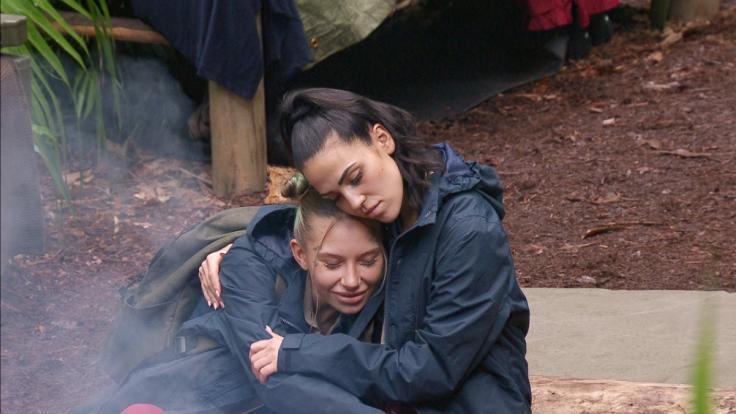 Elena konnte die Tränen nicht zurückhalten. (Foto)