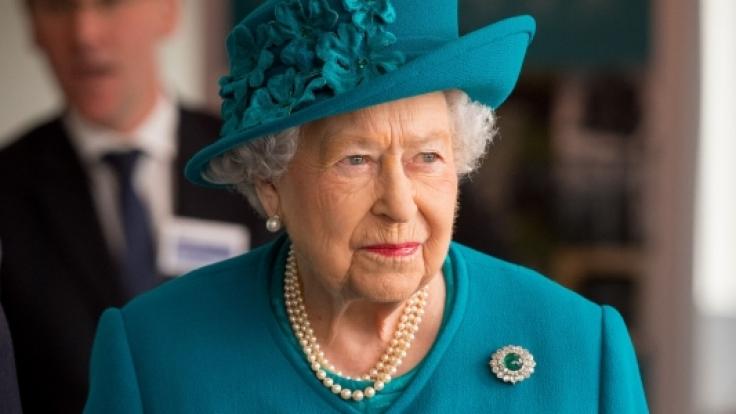 Queen Elizabeth II. landet im Reichen-Ranking nur im Mittelfeld.