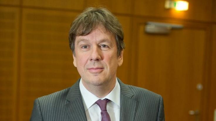 Fernsehmoderator Jörg Kachelmann wettert gegen die ARD. (Foto)