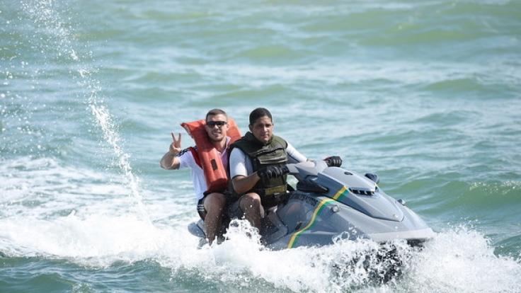 Lukas Podolski, ein Flüchtling aus Nordafrika? (Foto)