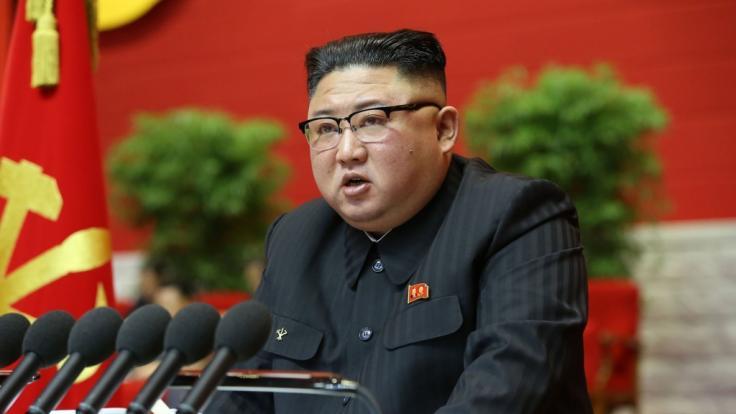 Kim Jong-un droht seiner Jugend mit Erziehungslagern.