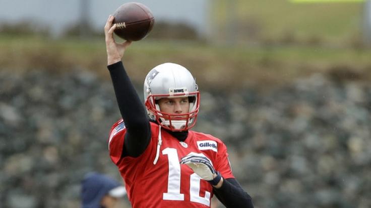 Tom Brady gilt als einer der erfolgreichsten Quarterbacks in der NFL. (Foto)