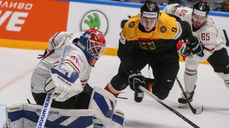 Die Eishockey WM 2017 findet vom 5. bis zum 21. Mai 2017 statt. (Foto)