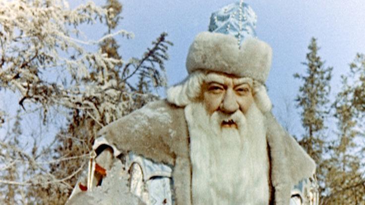 Zahlreiche russische Märchenfilme flimmern in der Weihnachtszeit über die Bildschirme.