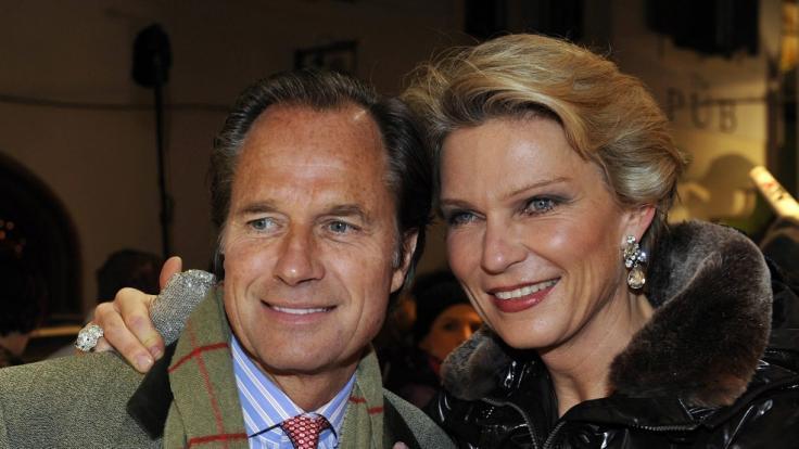 Stephanie von Pfuel und Hendrik te Neues (Foto)