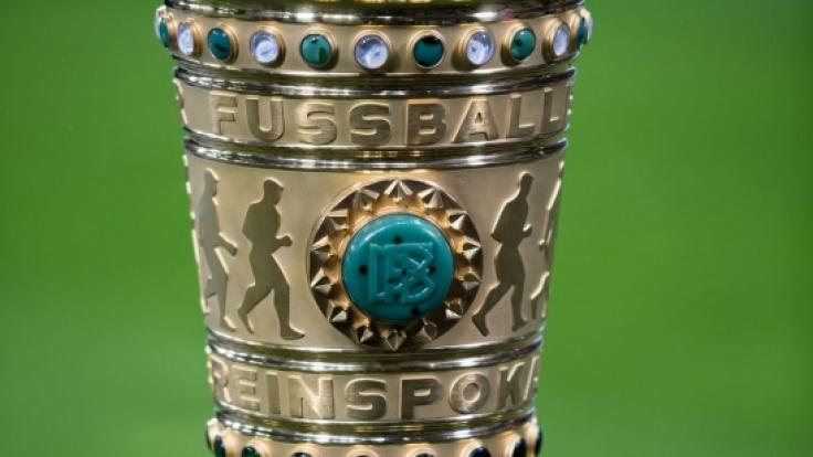 Wer spielt im DFB-Pokal-Halbfinale gegeneinander?