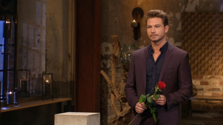 """Sebastian Pannek wählte im """"Bachelor""""-Finale Clea-Lacy. (Foto)"""