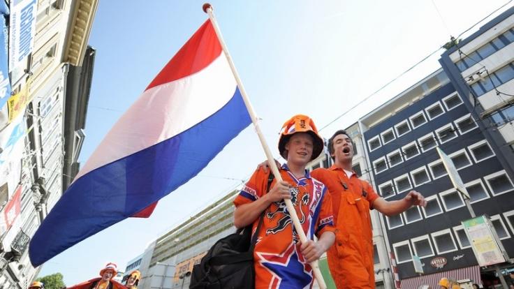 Arbeiten in den Niederlanden - der Weg über die Grenze ist kurz. (Foto)