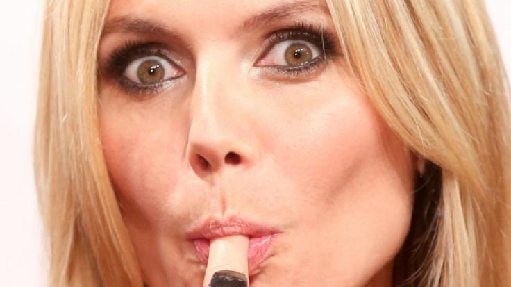 """Heidi Klum kann sich in der aktuellen Staffel von """"Germany's next Topmodel"""" auf einiges gefasst machen. (Foto)"""