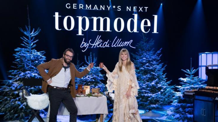 """In Folge 6 von """"Germany's Next Topmodel"""" ist es Fotograf Christian Anwander, der als Gastjuror dabei sein wird (Foto)"""
