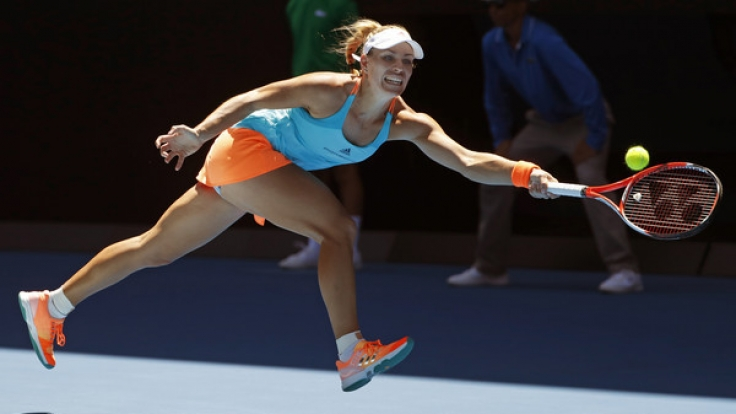 Angelique Kerber ist bei den Australian Open ausgeschieden.