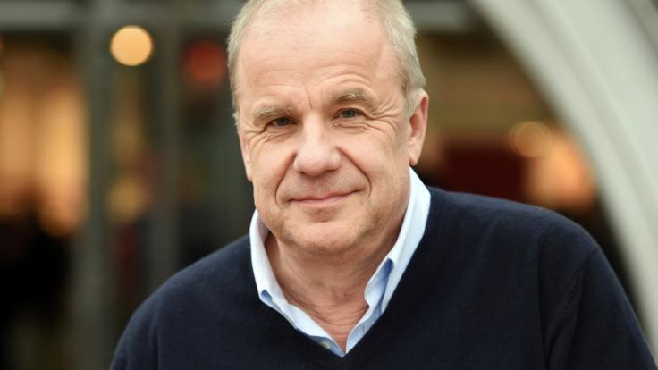 Hubertus Meyer-Burckhardt ist an Krebs erkrankt. (Foto)