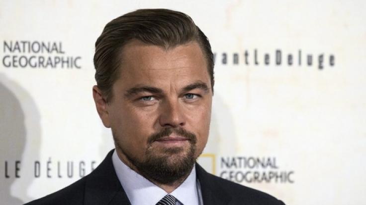 Der US-Schauspieler Leonardo DiCaprio soll eine neue Freundin haben. Angeblich handelt es sich um das deutsche Model Lorena Rae. (Foto)