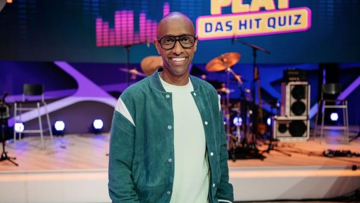 Let the music play - Das Hit Quiz bei Sat.1 (Foto)