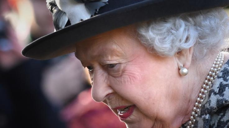 Queen Elizabeth II. trauert um ihre geliebten Hochlandponys.