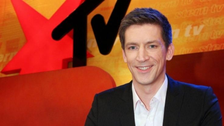 """Steffen Hallaschka präsentiert auch in dieser Woche bei """"stern TV"""" lebensnahe und packende Themen. (Foto)"""
