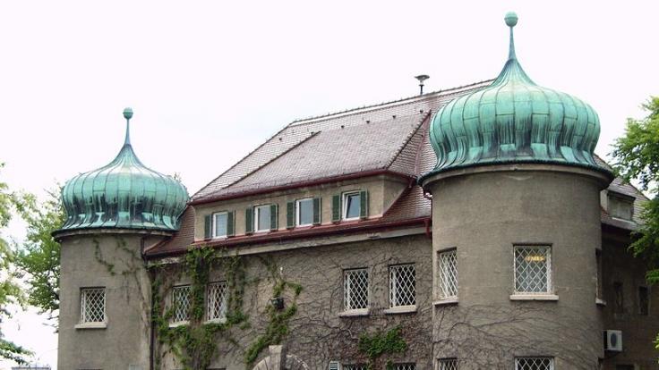 Malerisches Verließ: die JVA Landsberg am Lech.
