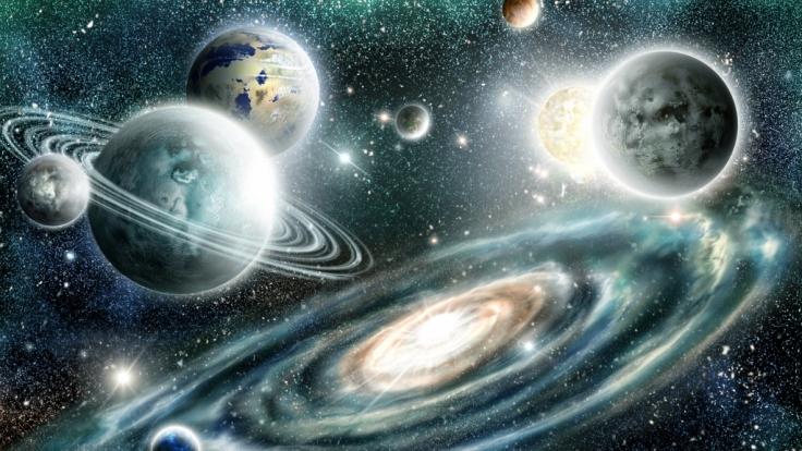 Unter Hypnose zeichnete Betty Hill eine Sternenkarte, die die Existenz von Aliens beweisen soll, die sie einst entführt haben. (Symbolbild)