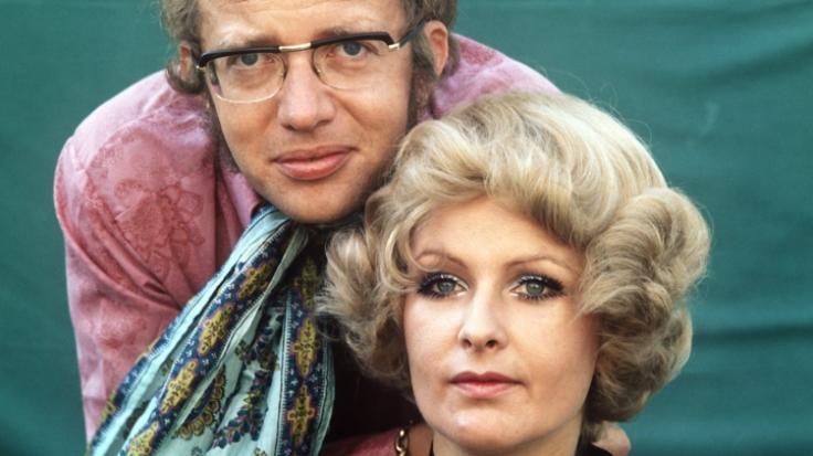 1974 ließ sich Heck von seiner ersten Frau Edda (†58) scheiden. (Foto)