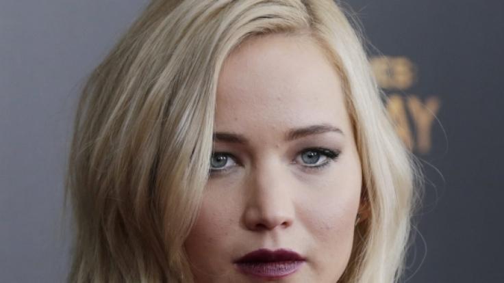 Jennifer Lawrence wurde durch ihre Rolle als Katniss Everdeen in