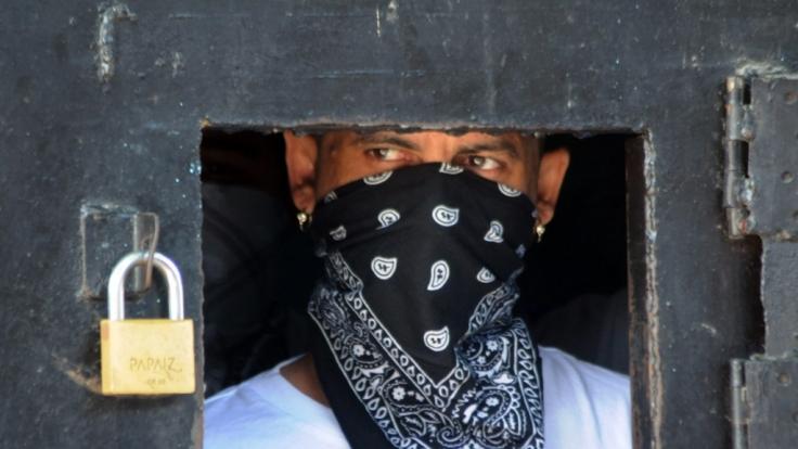 In San Pedro machen die Gefangenen die Gesetze selbst. (Foto)
