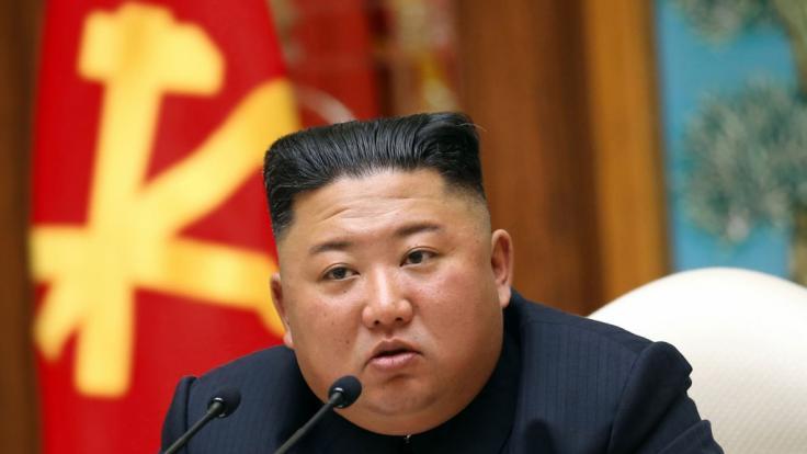 Kim Jong-uns Schwester lebt. (Foto)