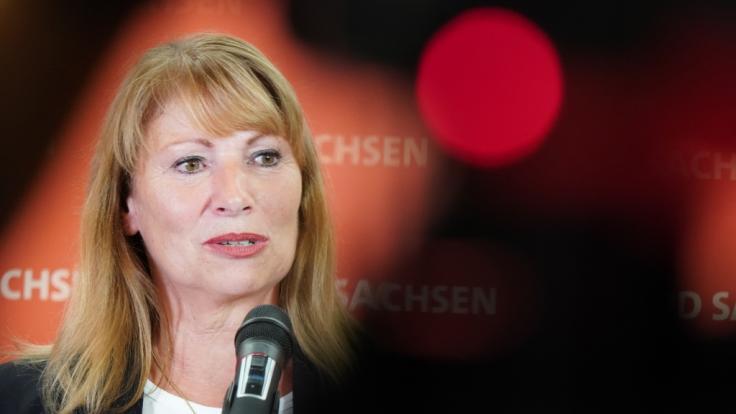 Vor der Wahl in Sachsen erreichen Morddrohungen die Integrationsministerin Petra Köpping. (Foto)